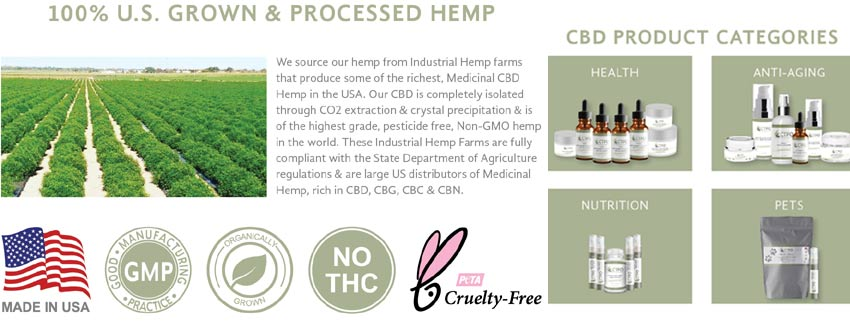 Buy - Order Wholesale CTFO CBD Hemp Oil Drops - Skin Care