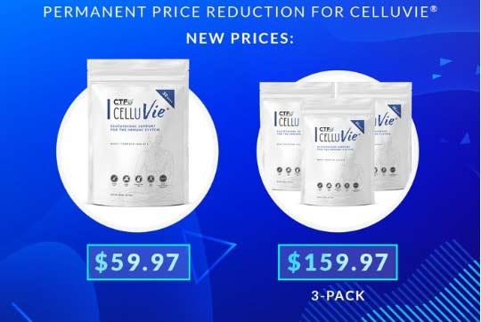 CELLUVie® Glutathione precursor