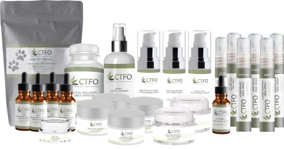 CBD Total Combination Package with Pets