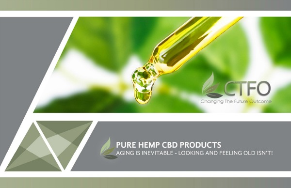 CTFO CBD Hemp Oil Products