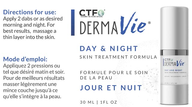 Buy - CTFO DermaVie Protein Peptide Superfood Product