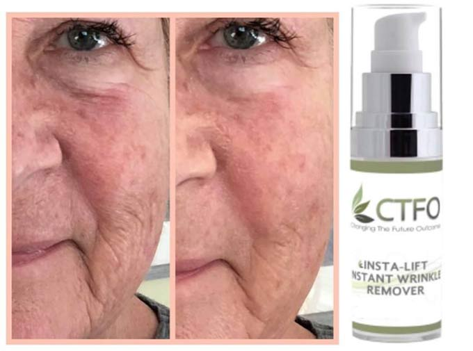 CTFO Insta-Lift Facial Skincare product review