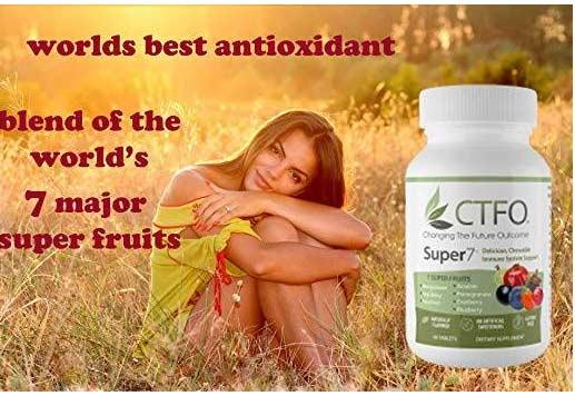 CTFO Super7 Super Antioxidant