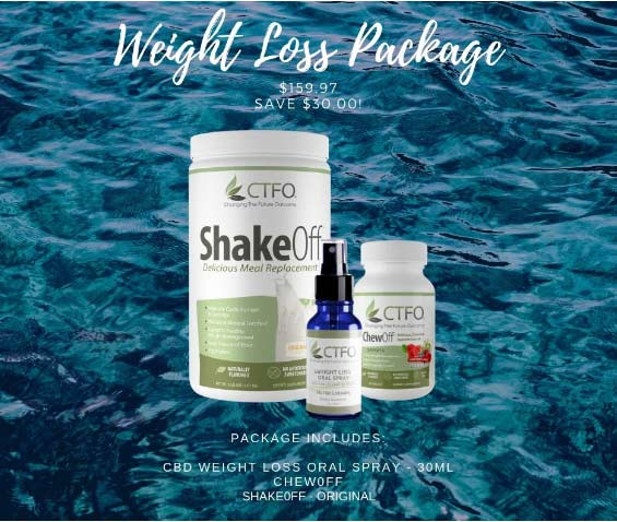 CTFO Weight Loss Package